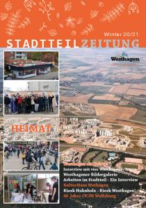 Cover Stadtteilzeitung