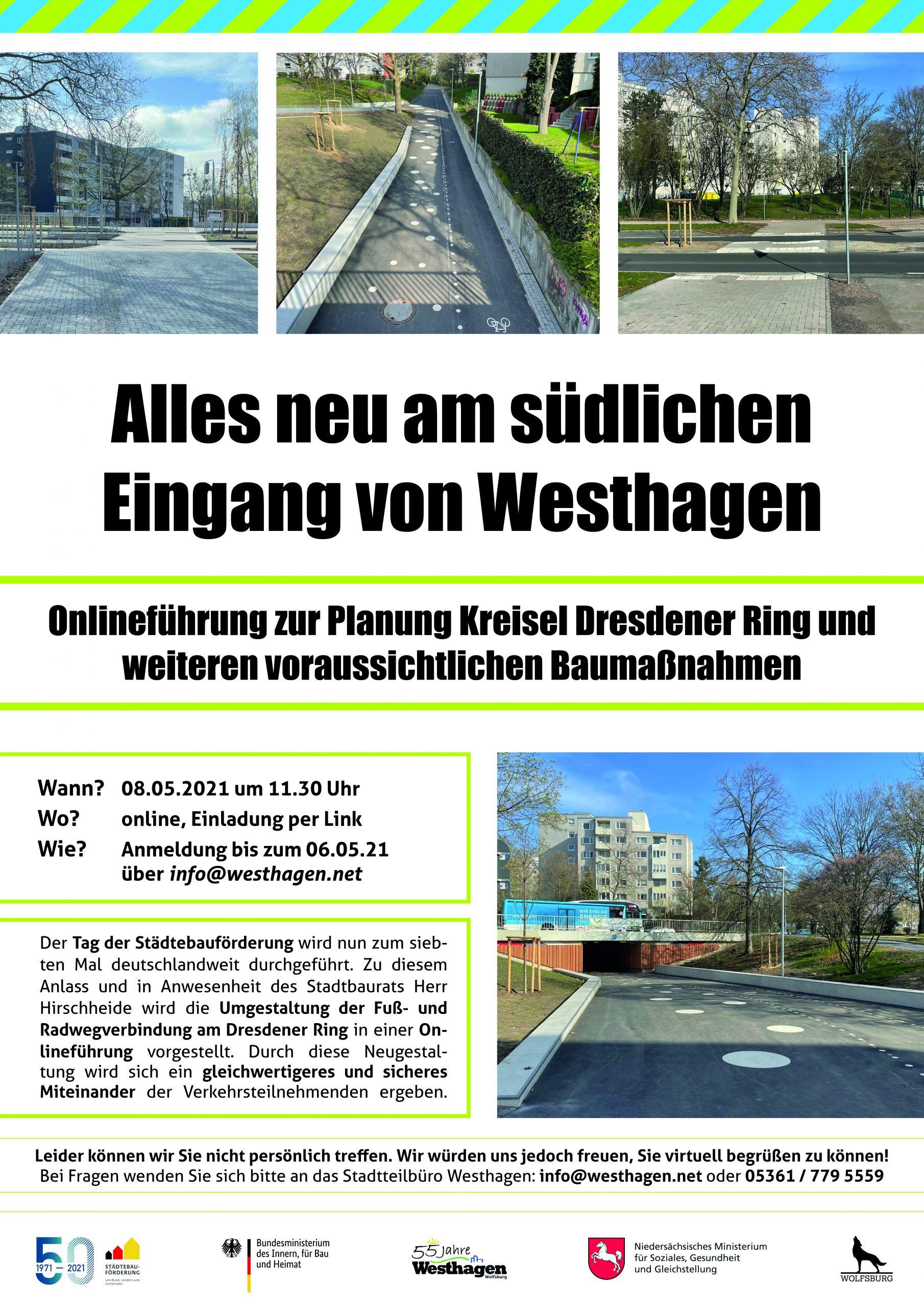Tag der Städtebauförderung - am 8. Mai